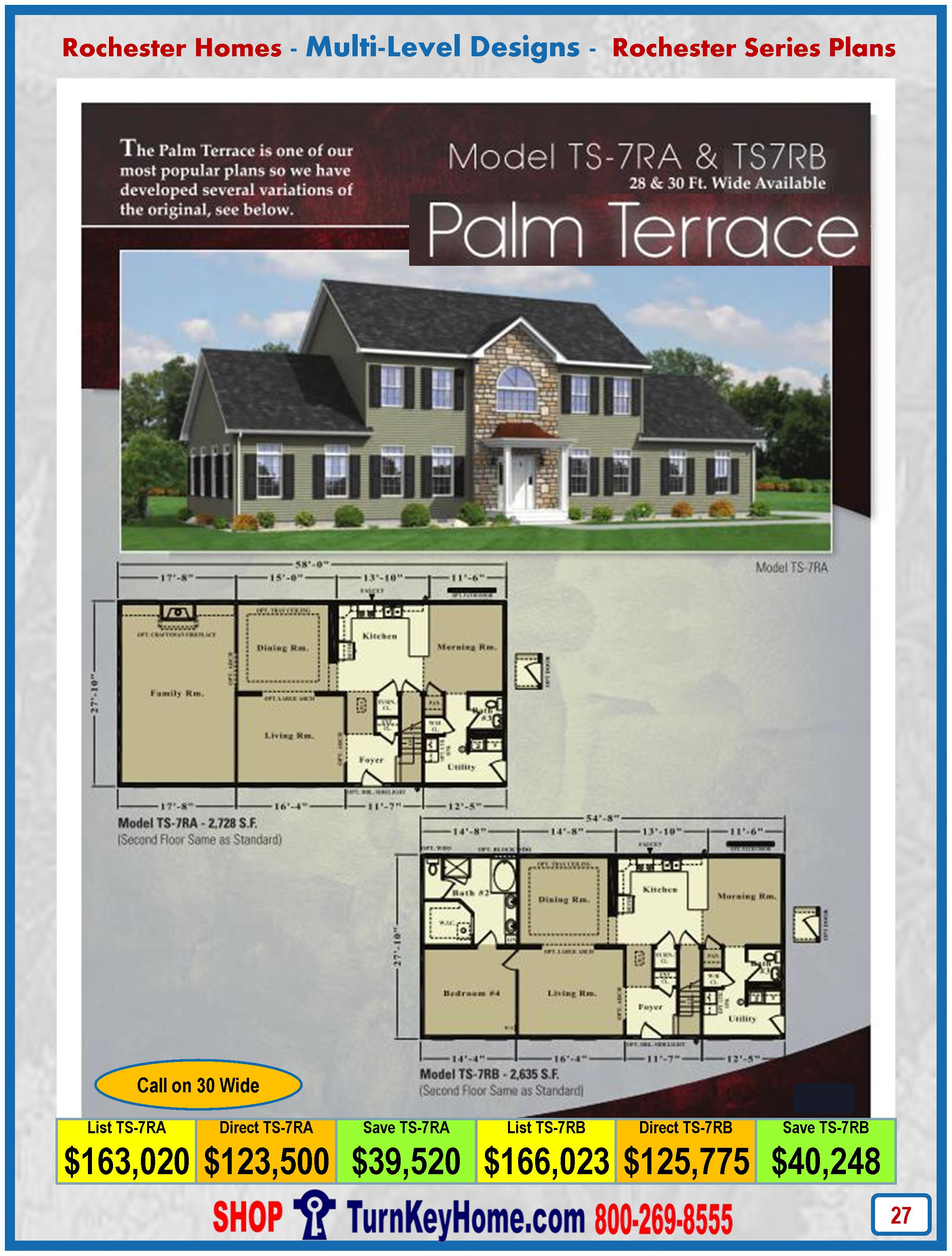 Modular.Home.Rochester.Homes.Two.Story.Palm.Terrace.TS7RA.RB.P27.1215