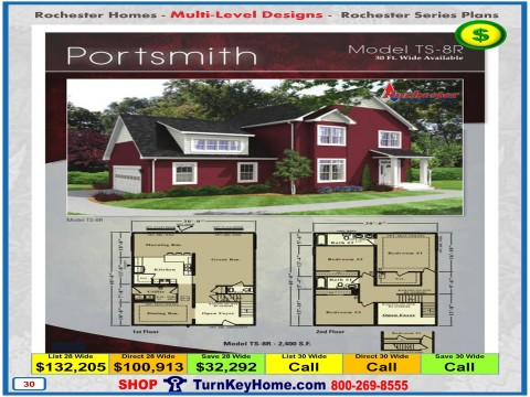 Modular.Home.Rochester.Homes.Two.Story.Portsmith.TS8R.P30.1215.p
