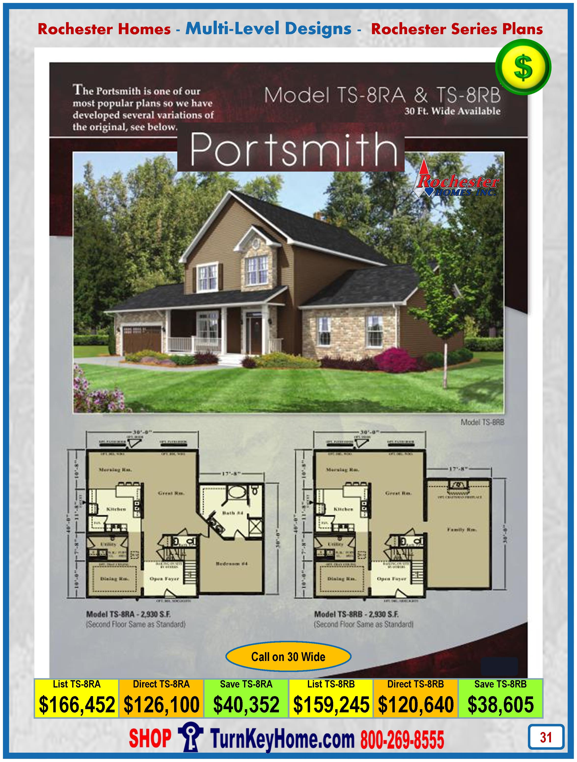 Modular.Home.Rochester.Homes.Two.Story.Portsmith.TS8RA.RB.P31.1215