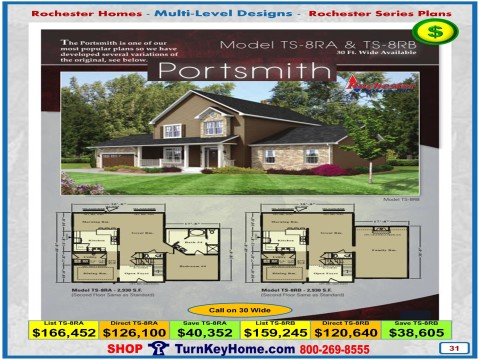 Modular.Home.Rochester.Homes.Two.Story.Portsmith.TS8RA.RB.P31.1215.p