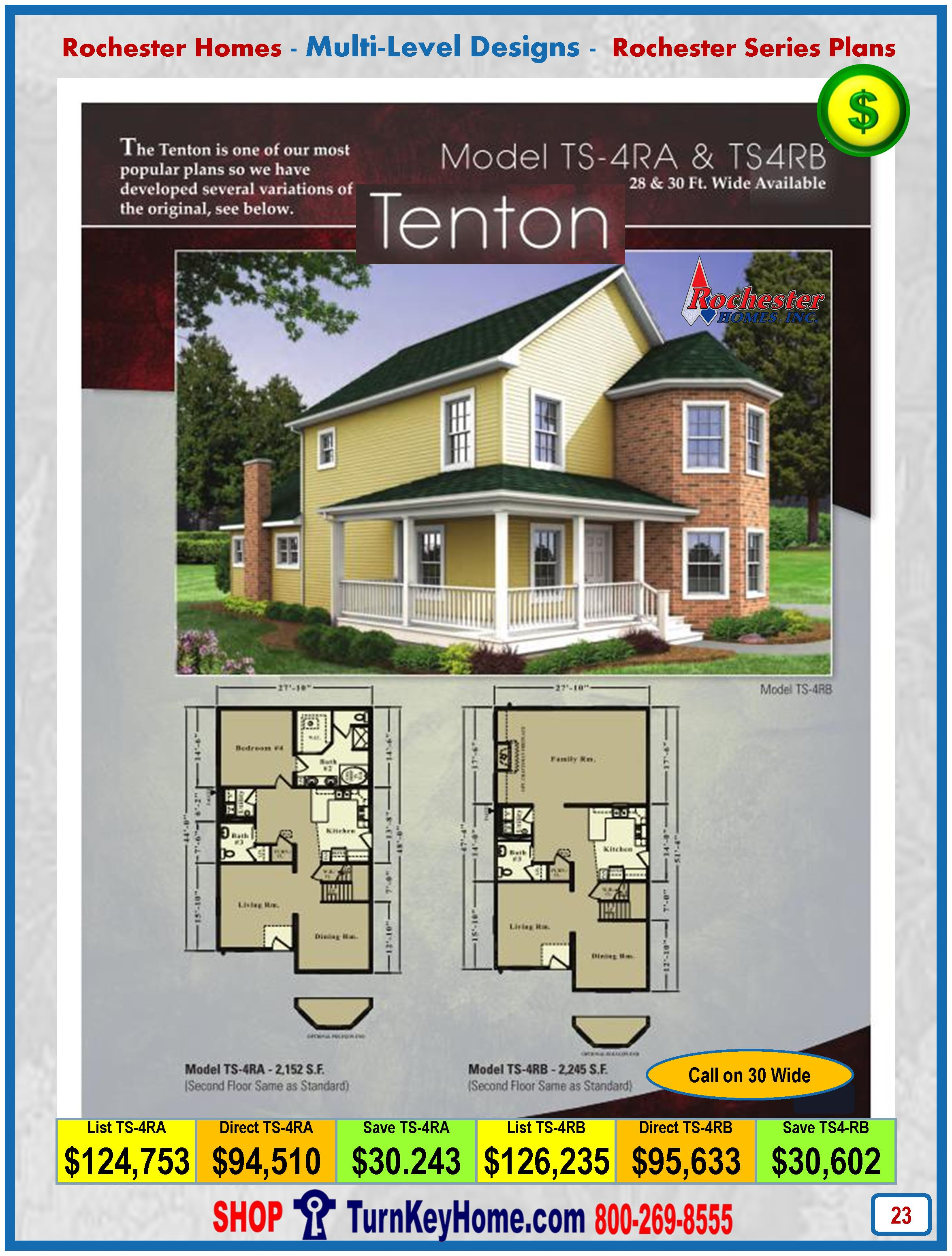 Modular.Home.Rochester.Homes.Two.Story.Tenton.TS4RA.RB.P23.1215