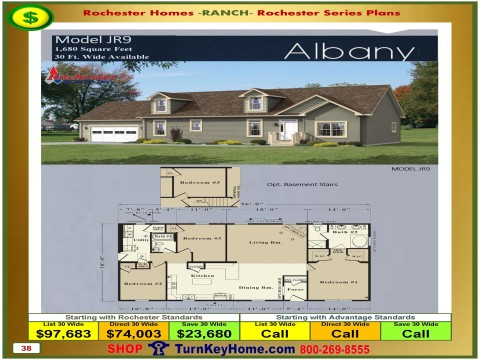 Modular.Homes.Rochester.Home.Inc.Albany.JR9.Ranch.Plan.Price.Catalog.P38.1215.p