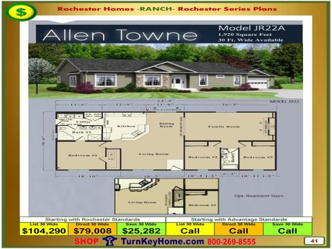 Modular.Homes.Rochester.Home.Inc.Allen.Towne.JR22A.Ranch.Plan.Price.Catalog.P41.1215.p