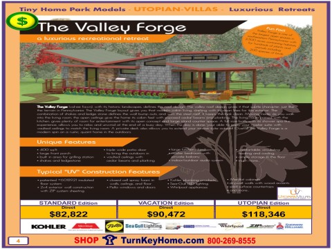 Tiny.Home.Park.Model.Utopian.Villas.VALLEY.FORGE.Plan.Price.P4.0116.p