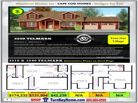 Modular.Home.Catalog.Wisconsin.Homes.Inc.Cape.Cod.Telmark.3550.2.P7.1215.p