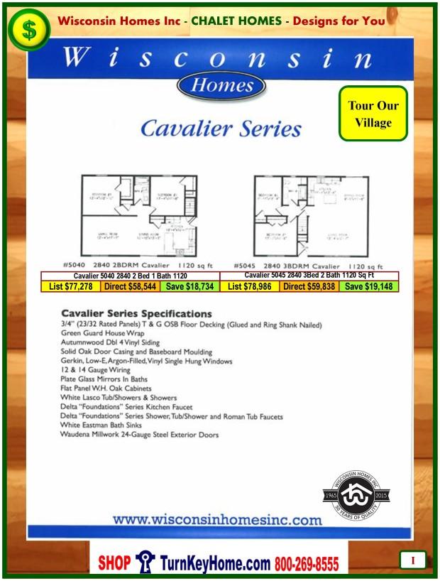 Modular.Home.Catalog.Wisconsin.Homes.Inc.Cavaler.Standards.P.I.1215