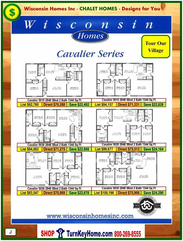 Modular.Home.Catalog.Wisconsin.Homes.Inc.Cavaler.Standards.P.J.1215