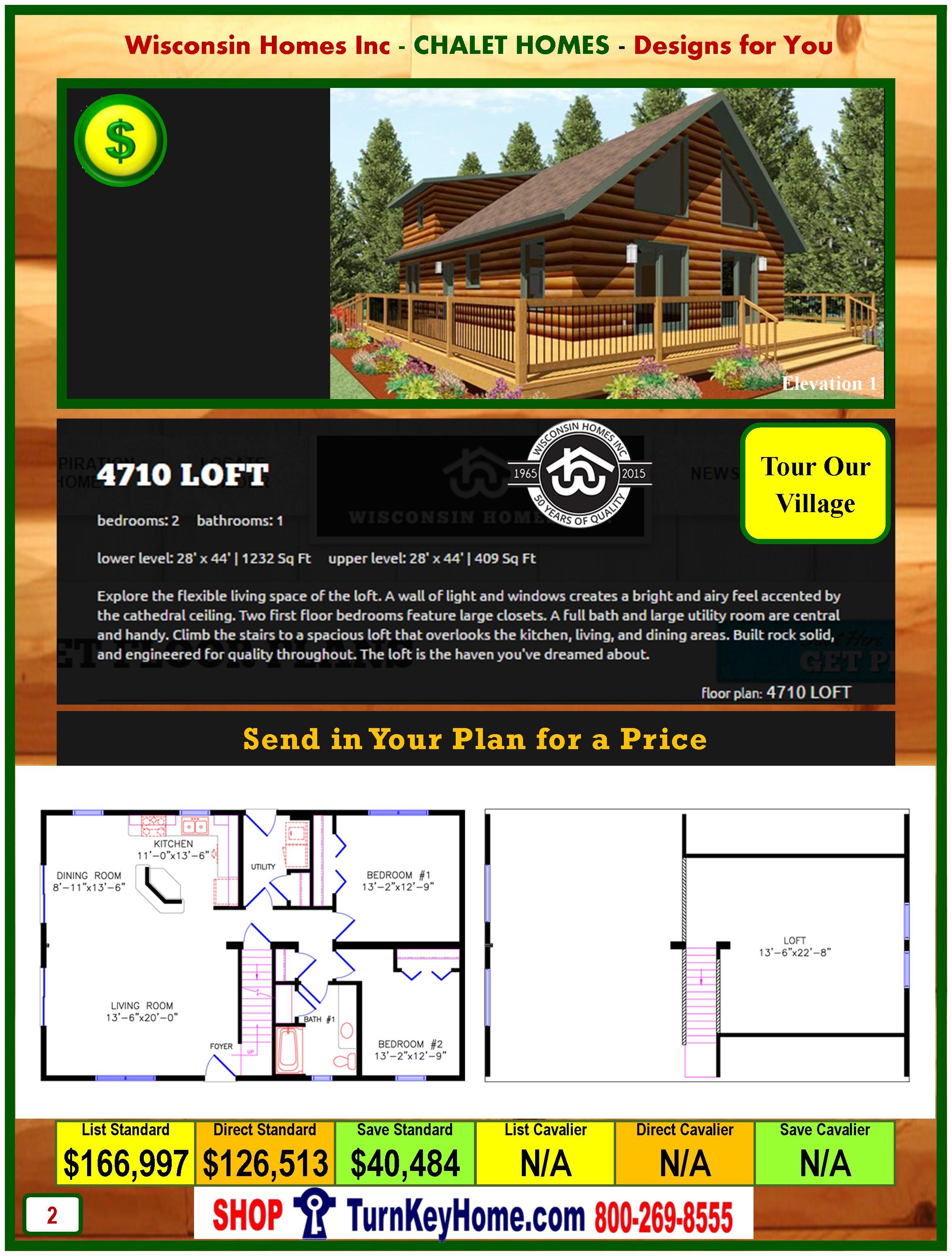 Modular.Home.Catalog.Wisconsin.Homes.Inc.Chalet.Loft.4710.1.P2.1215