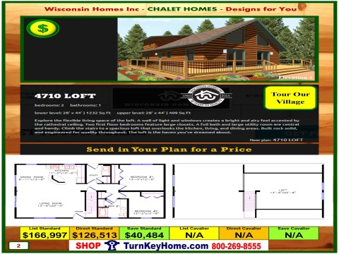 Modular.Home.Catalog.Wisconsin.Homes.Inc.Chalet.Loft.4710.1.P2.1215.p