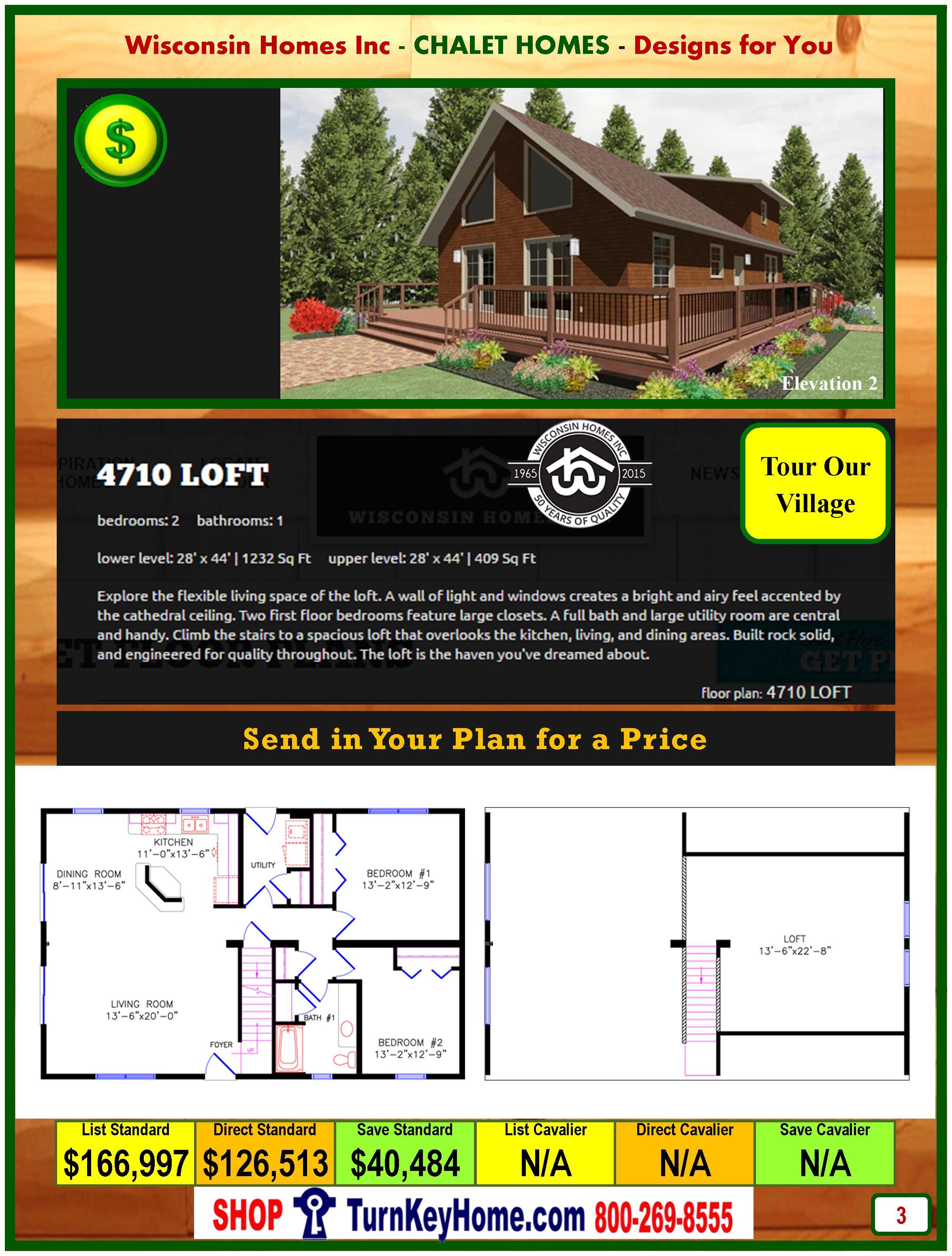 Modular.Home.Catalog.Wisconsin.Homes.Inc.Chalet.Loft.4710.2.P3.1215