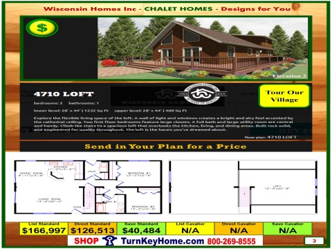 Modular.Home.Catalog.Wisconsin.Homes.Inc.Chalet.Loft.4710.2.P3.1215.p