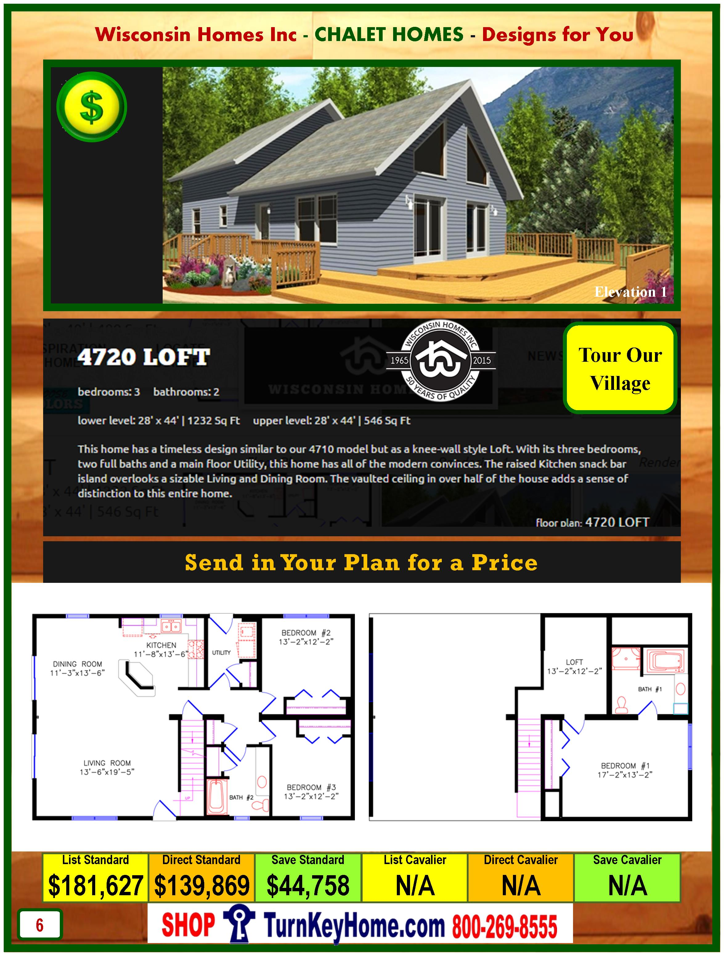 Modular.Home.Catalog.Wisconsin.Homes.Inc.Chalet.Loft.4720.P6.1.1215