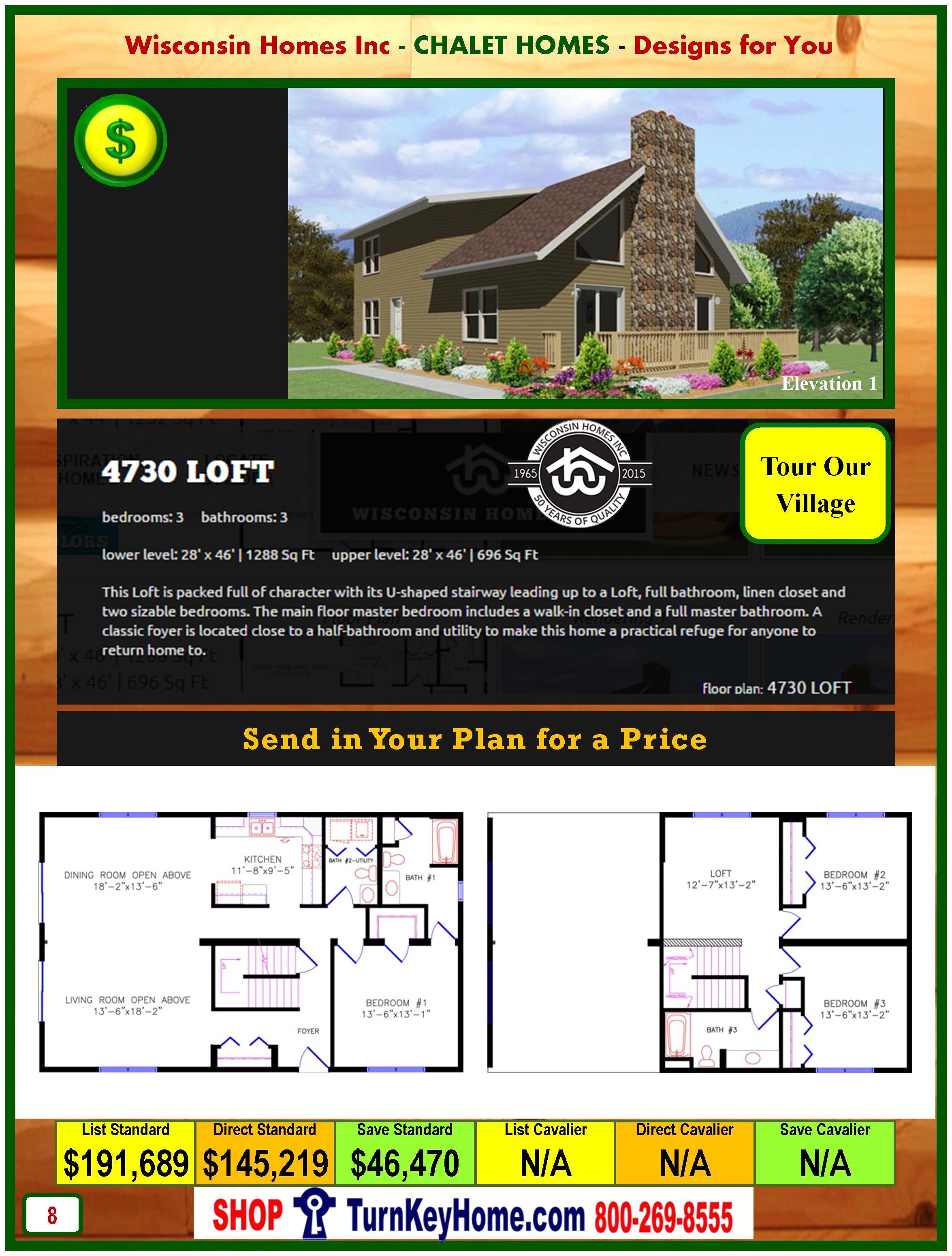 Modular.Home.Catalog.Wisconsin.Homes.Inc.Chalet.Loft.4730.P8.1.1215