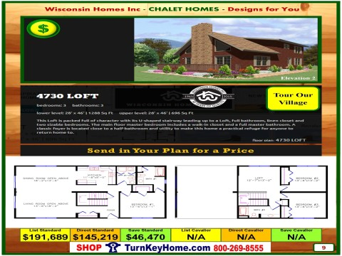 Modular.Home.Catalog.Wisconsin.Homes.Inc.Chalet.Loft.4730.P9.2.1215.p