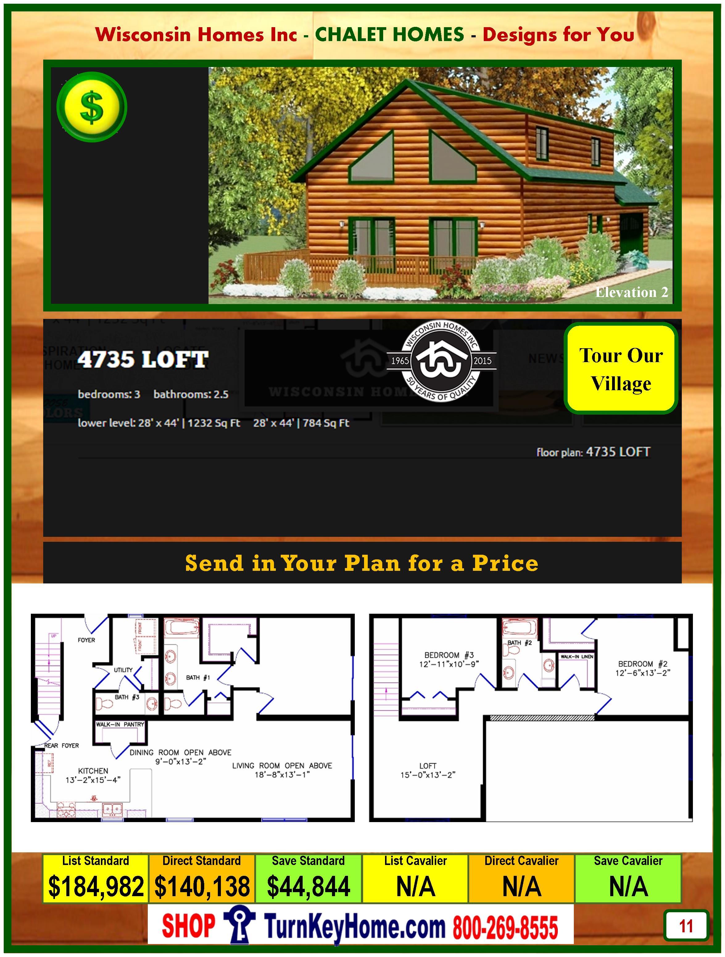Modular.Home.Catalog.Wisconsin.Homes.Inc.Chalet.Loft.4735.P11.2.1215