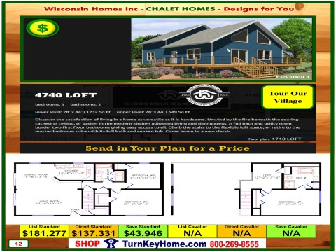 Modular.Home.Catalog.Wisconsin.Homes.Inc.Chalet.Loft.4740.P12.1.1215.p