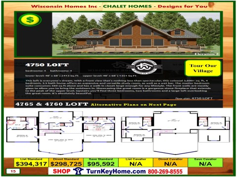 Modular.Home.Catalog.Wisconsin.Homes.Inc.Chalet.Loft.4750.P15.2.1215.p