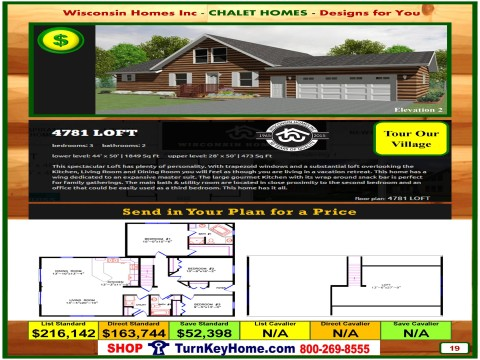 Modular.Home.Catalog.Wisconsin.Homes.Inc.Chalet.Loft.4781.P19.2.1215.p