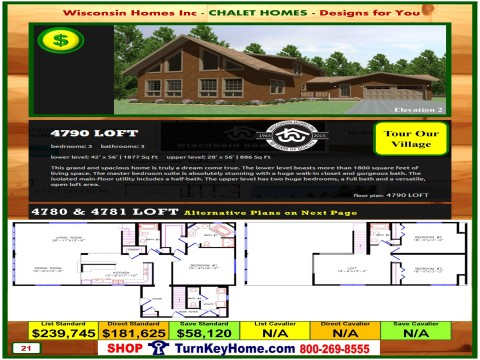 Modular.Home.Catalog.Wisconsin.Homes.Inc.Chalet.Loft.4790.P21.2.1215.p