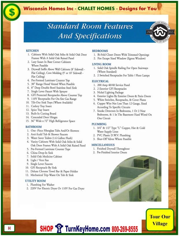 Modular.Home.Catalog.Wisconsin.Homes.Inc.Chalet.Loft.Standards.P.H.1215