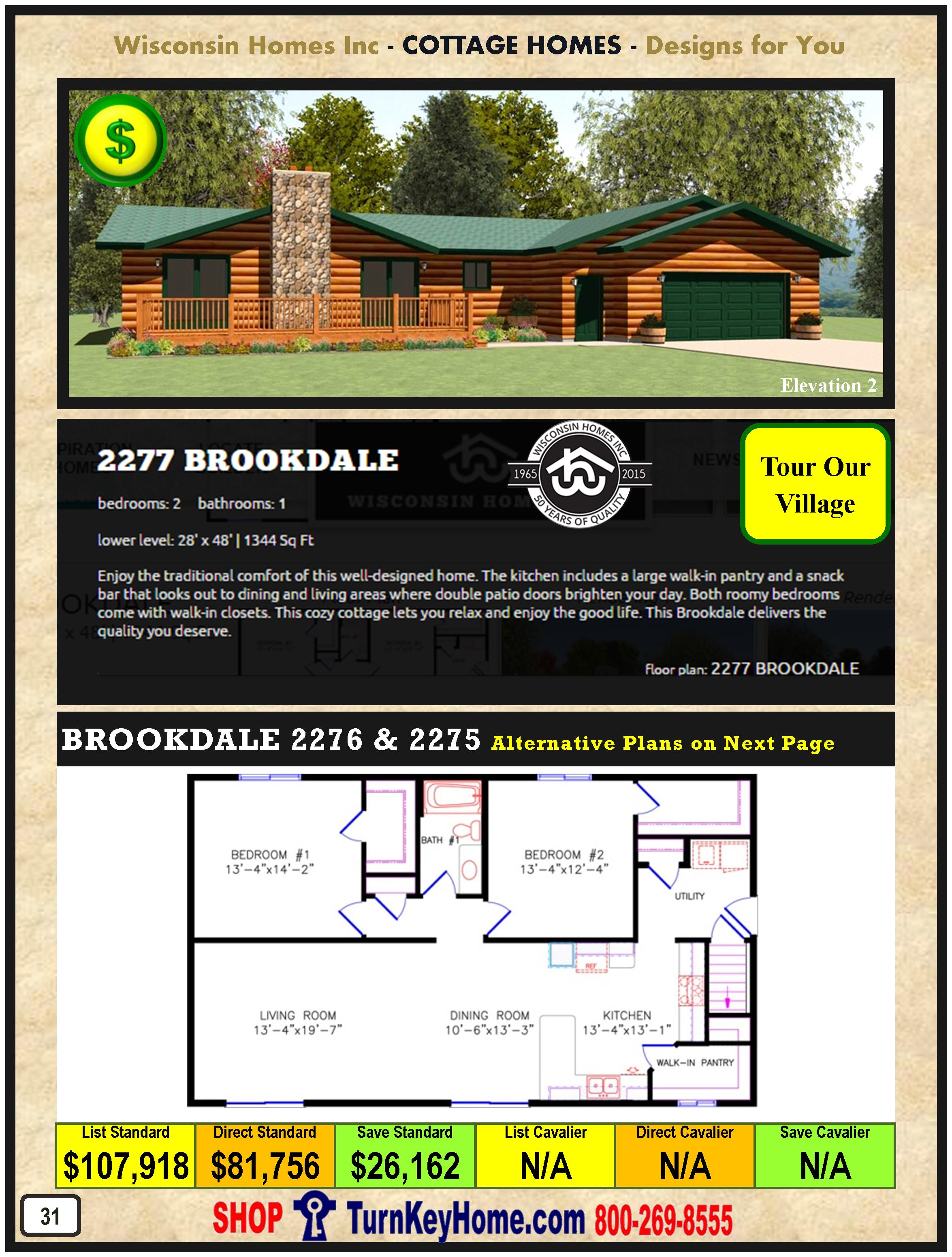 Modular.Home.Catalog.Wisconsin.Homes.Inc.Cottage.Brookdale.2277.2.P31.1215