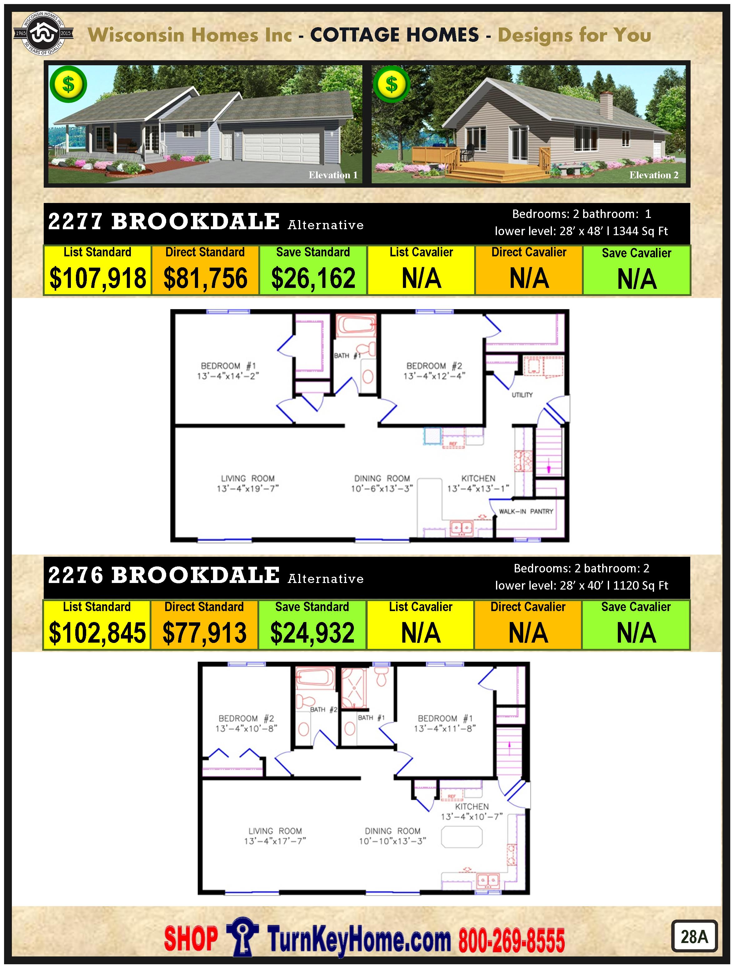Modular.Home.Catalog.Wisconsin.Homes.Inc.Cottage.Brookdale.2277.2276.P28A.1215
