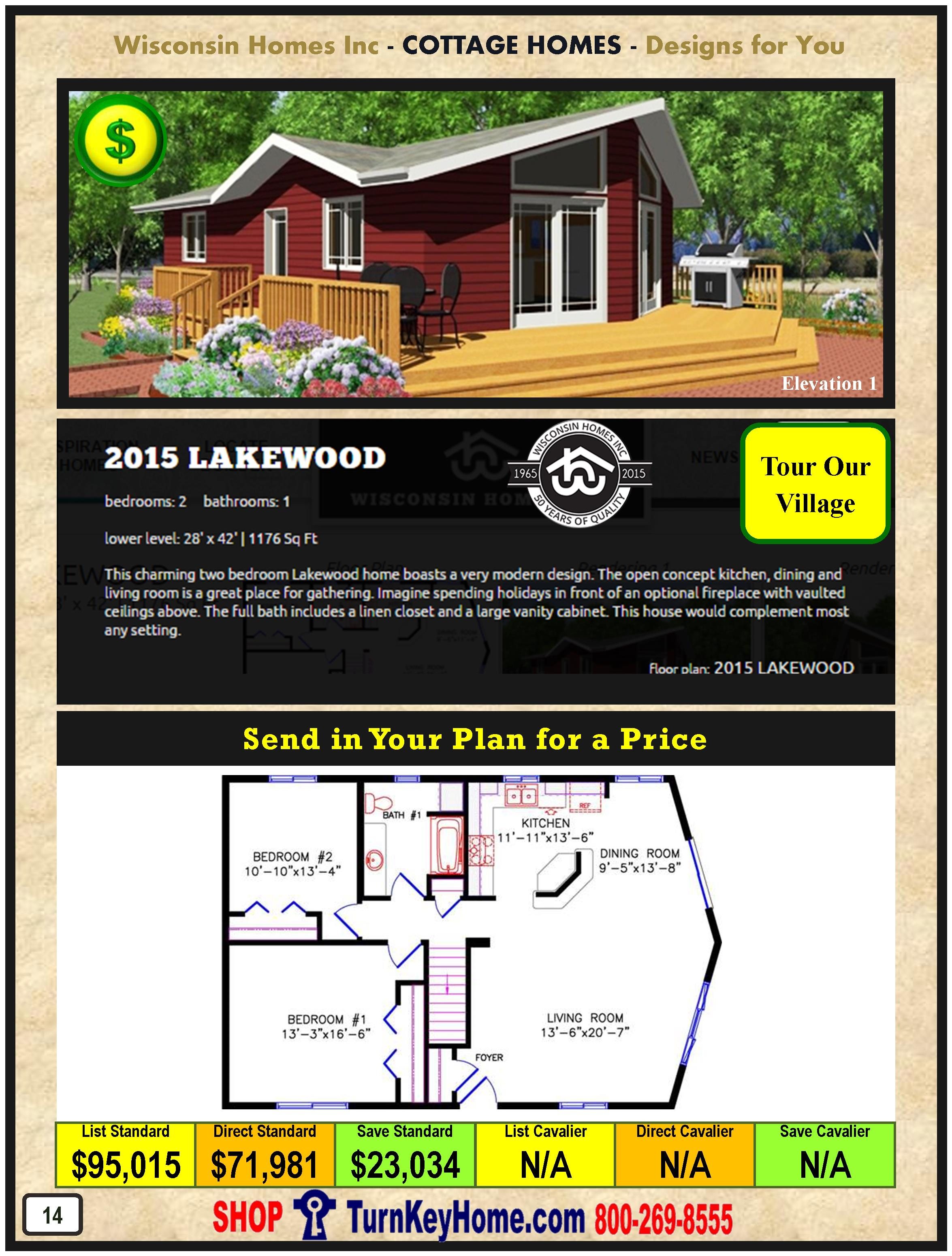 Modular.Home.Catalog.Wisconsin.Homes.Inc.Cottage.Lakewood.2015.1.P14.1215