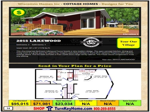 Modular.Home.Catalog.Wisconsin.Homes.Inc.Cottage.Lakewood.2015.1.P14.1215.p