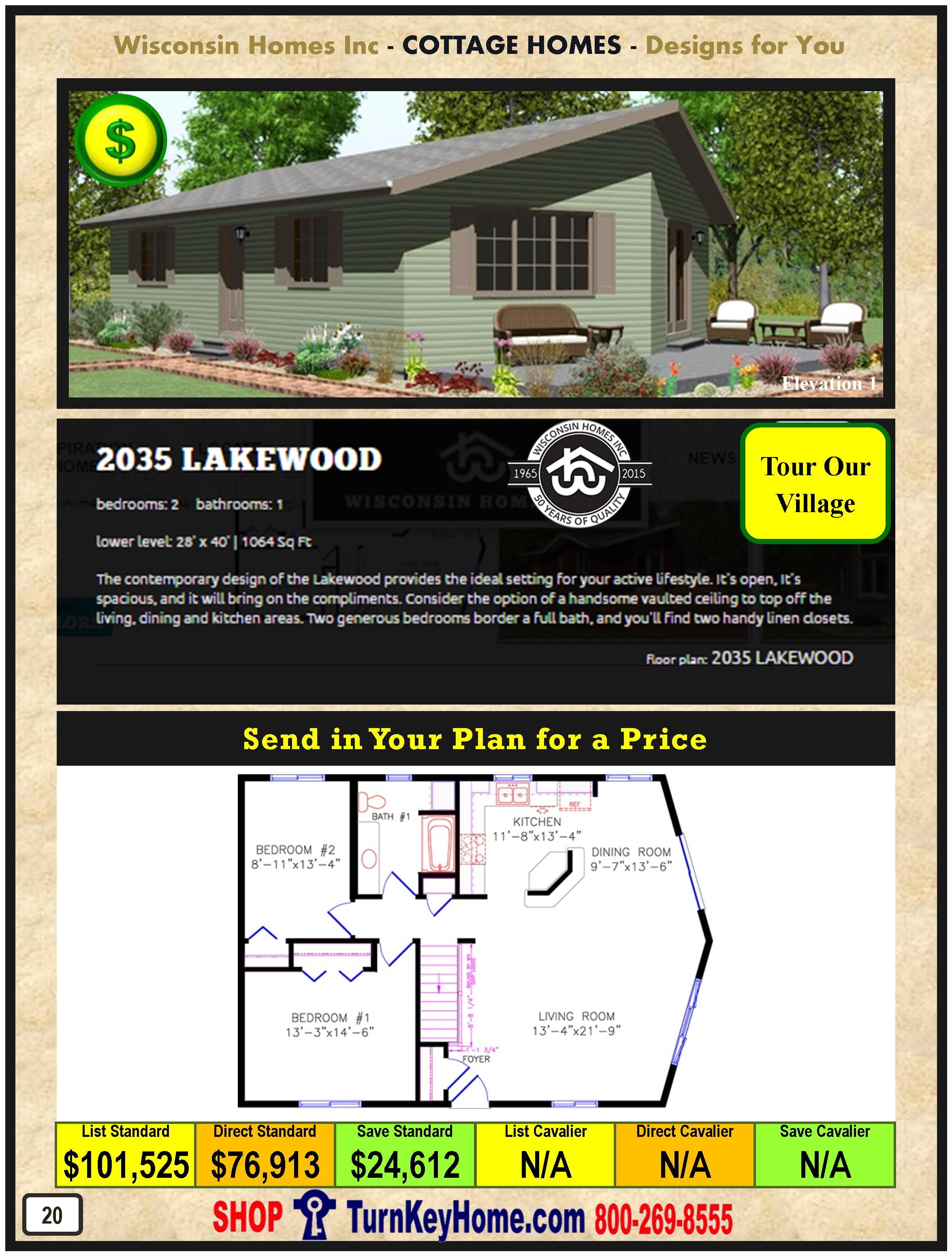 Modular.Home.Catalog.Wisconsin.Homes.Inc.Cottage.Lakewood.2035.1.P20.1215