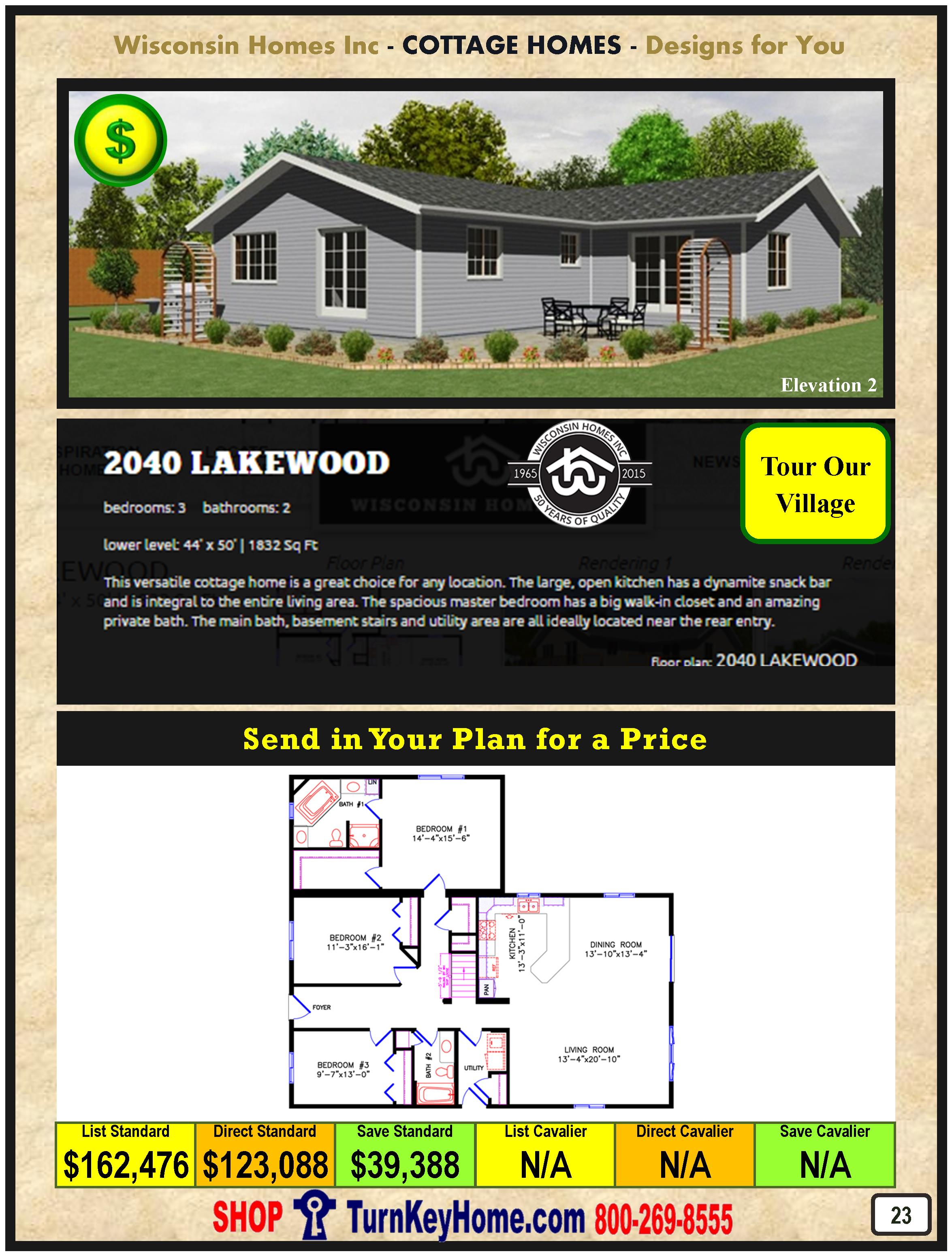 Modular.Home.Catalog.Wisconsin.Homes.Inc.Cottage.Lakewood.2040.2.P23.1215