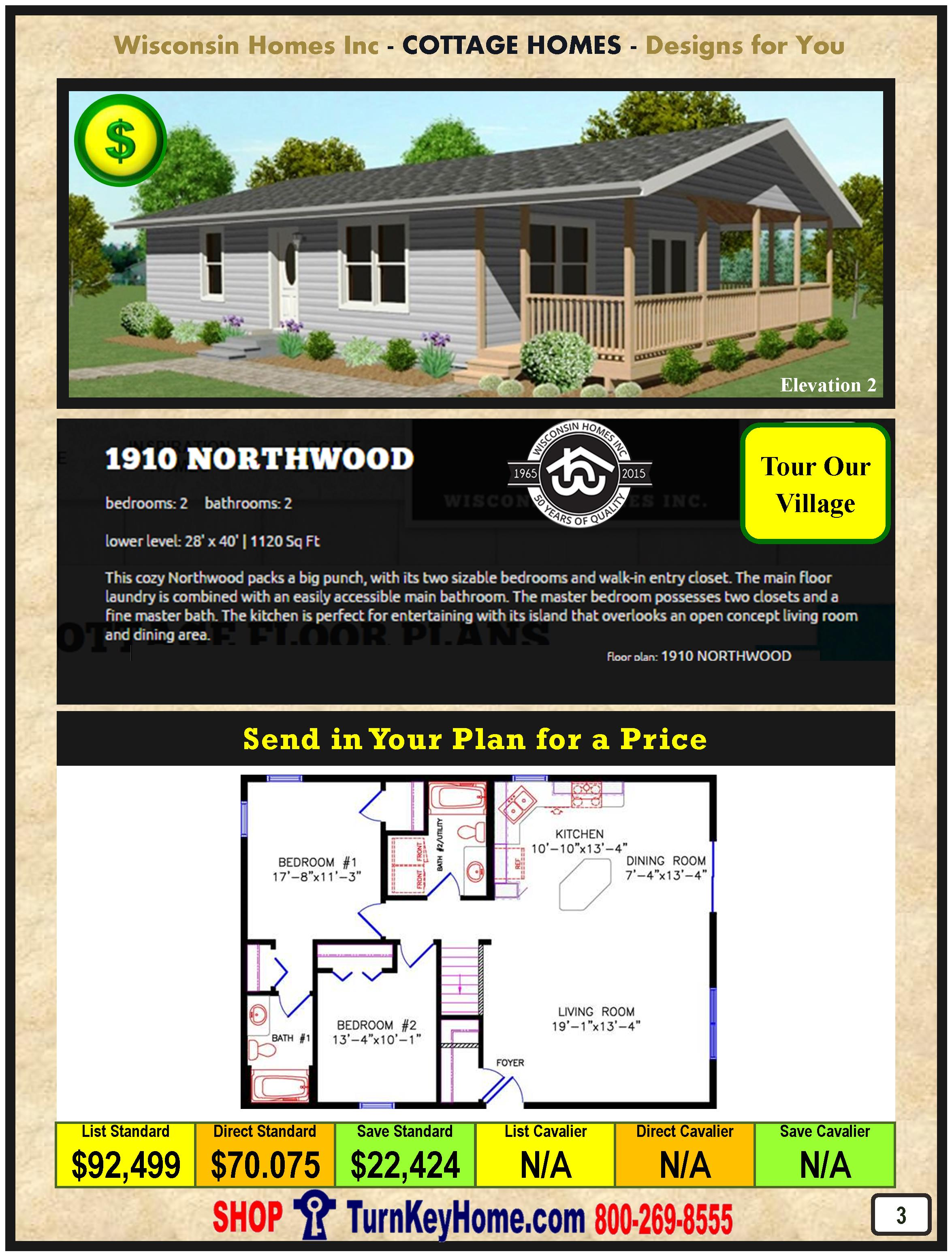Modular.Home.Catalog.Wisconsin.Homes.Inc.Cottage.Northwood.1910.2.P3.1215