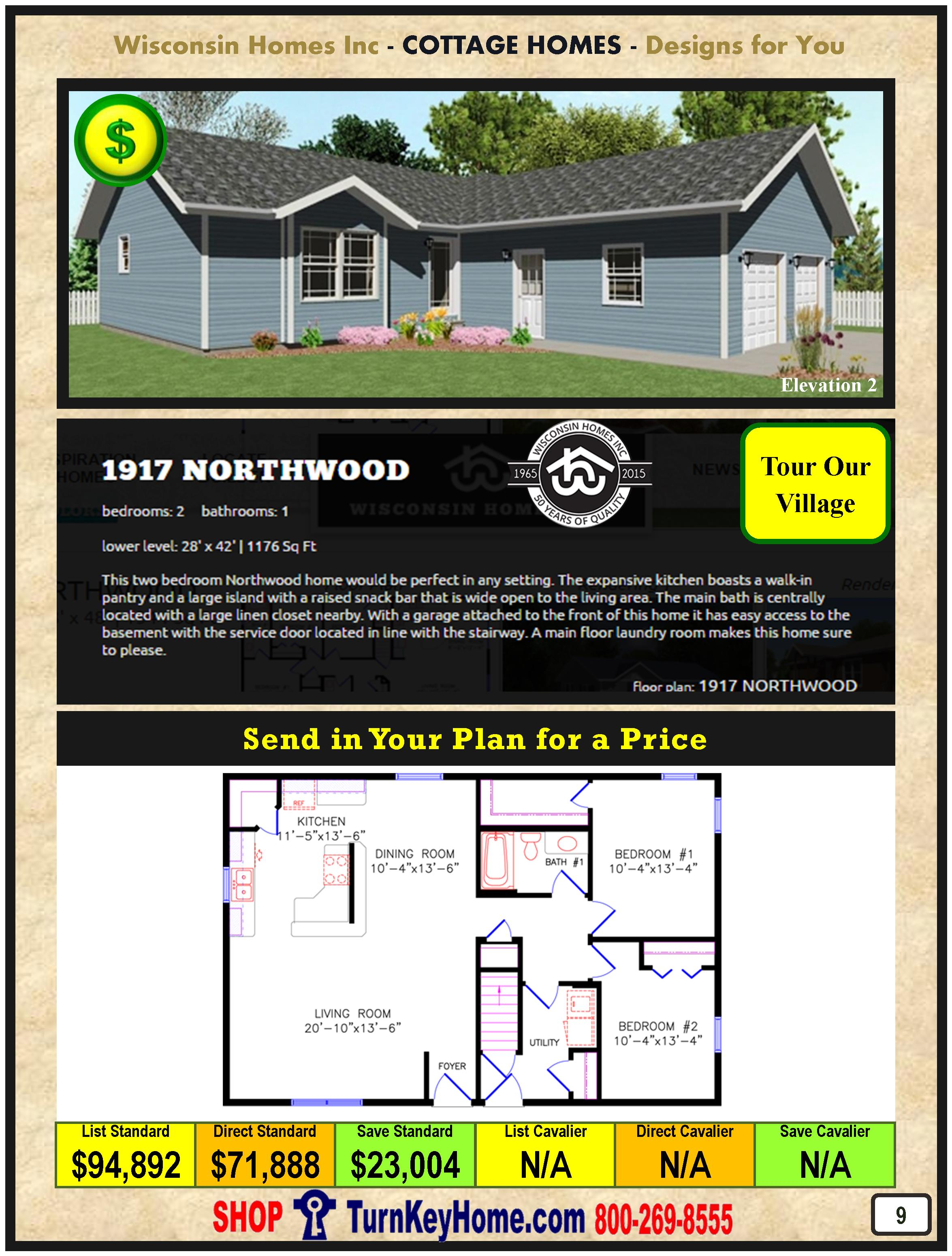 Modular.Home.Catalog.Wisconsin.Homes.Inc.Cottage.Northwood.1917.2.P9.1215
