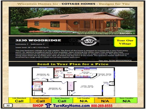 Modular.Home.Catalog.Wisconsin.Homes.Inc.Cottage.Woodridge.3230.1.P32.1215.p