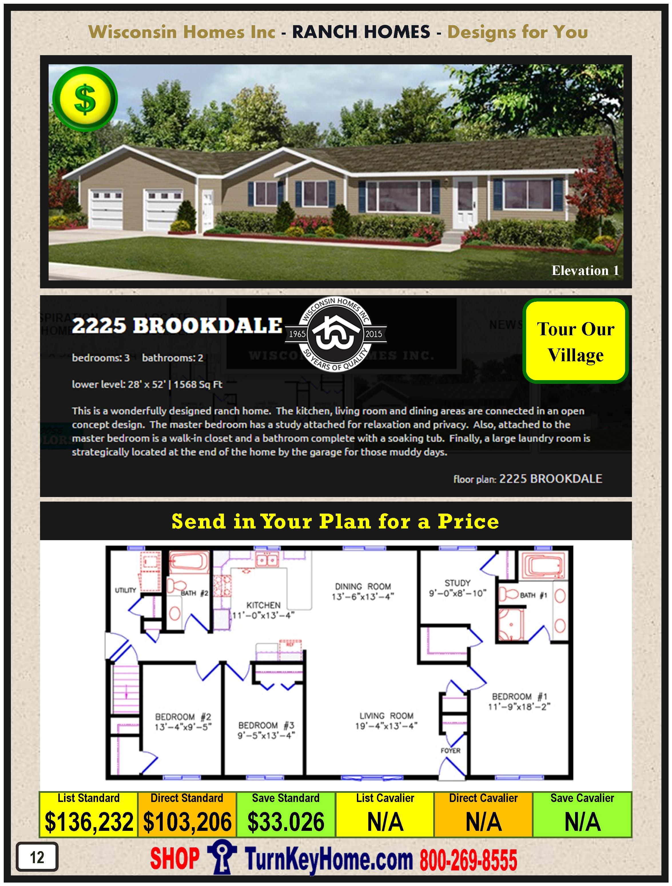 Modular.Home.Catalog.Wisconsin.Homes.Inc.Ranch.Brookdale.2225.1.P12.1215