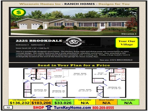 Modular.Home.Catalog.Wisconsin.Homes.Inc.Ranch.Brookdale.2225.1.P12.1215.p