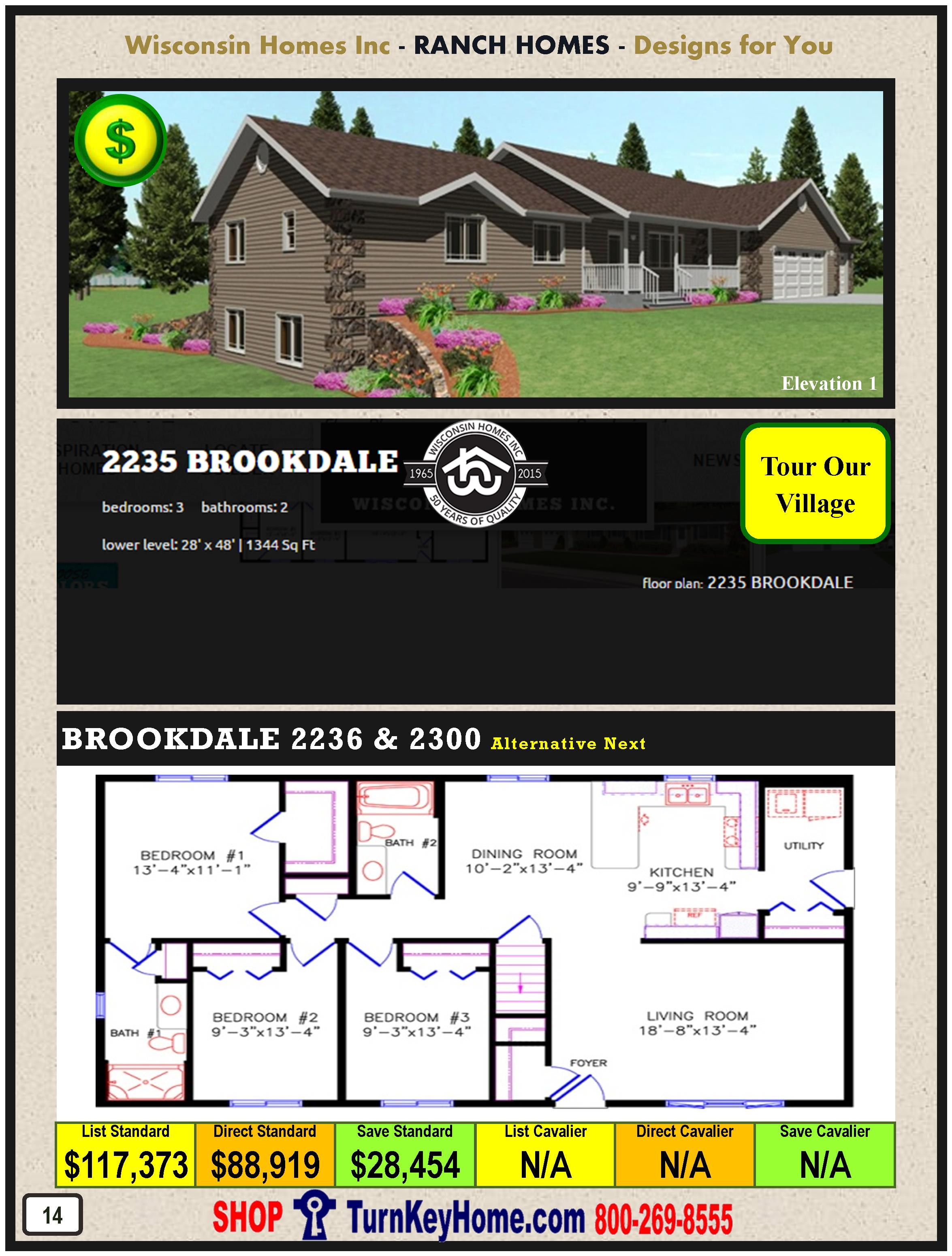 Modular.Home.Catalog.Wisconsin.Homes.Inc.Ranch.Brookdale.2235.1.P14.1215
