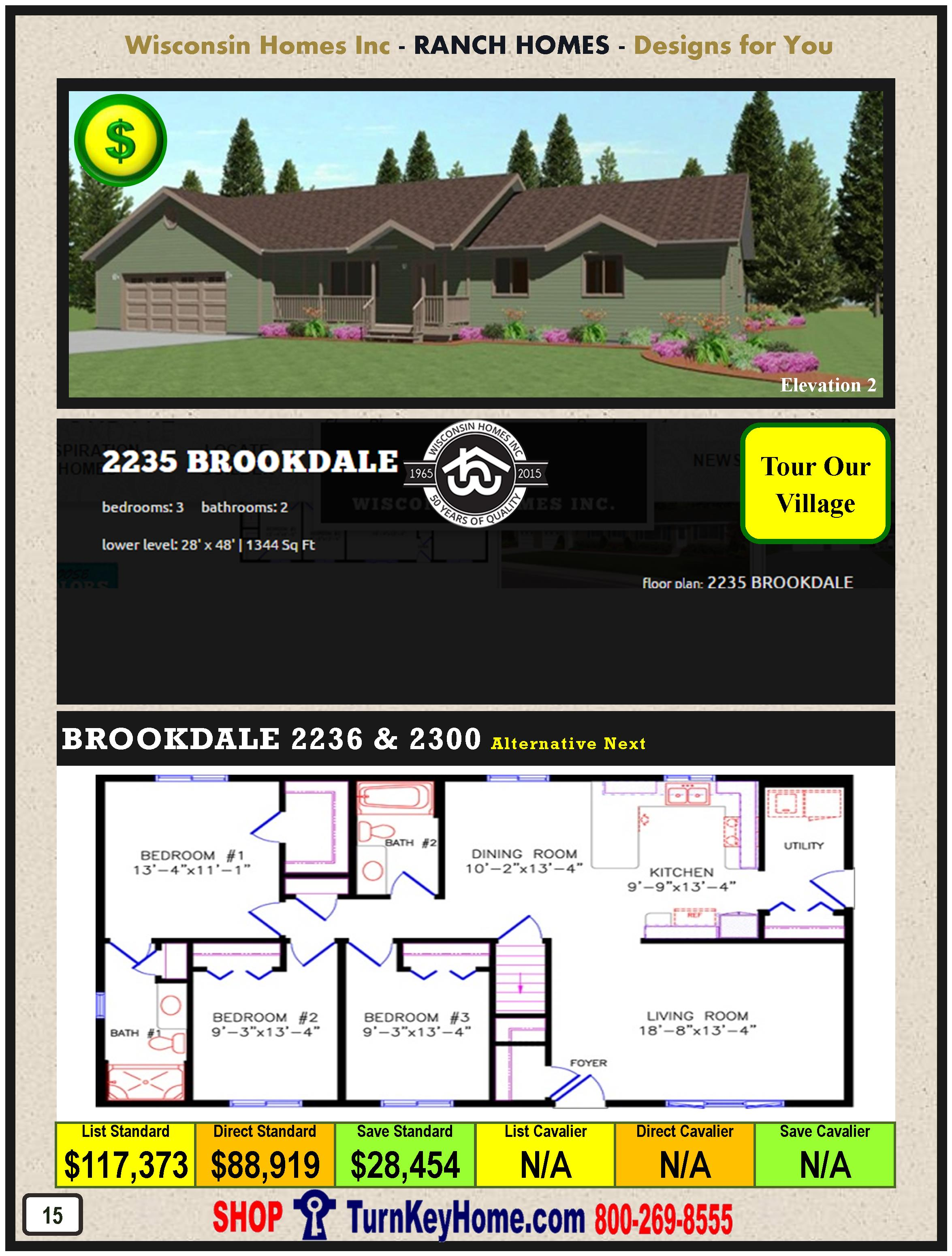 Modular.Home.Catalog.Wisconsin.Homes.Inc.Ranch.Brookdale.2235.2.P15.1215