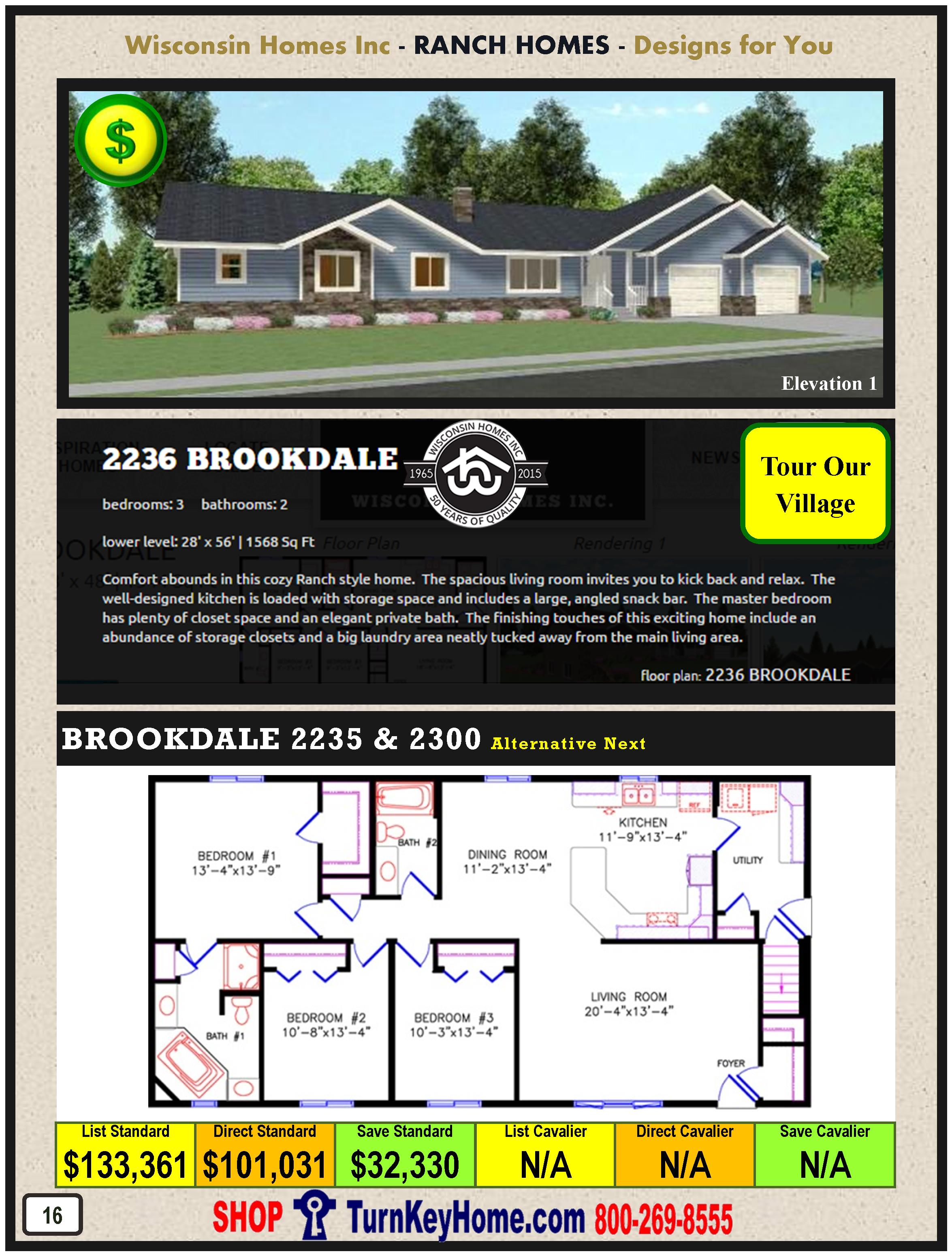 Modular.Home.Catalog.Wisconsin.Homes.Inc.Ranch.Brookdale.2236.1.P16.1215