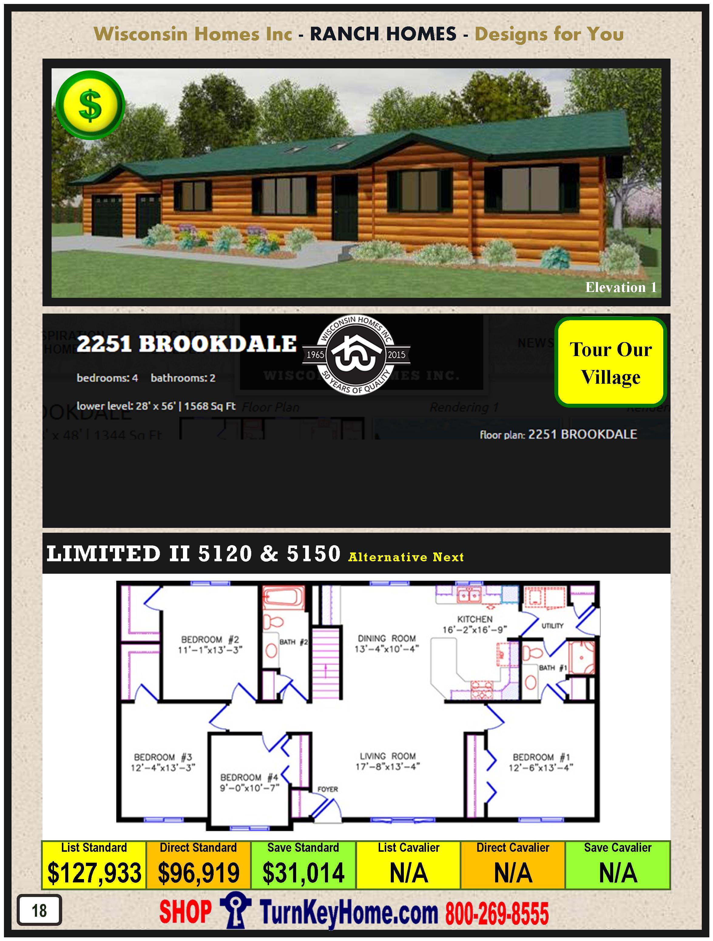 Modular.Home.Catalog.Wisconsin.Homes.Inc.Ranch.Brookdale.2251.1.P18.1215