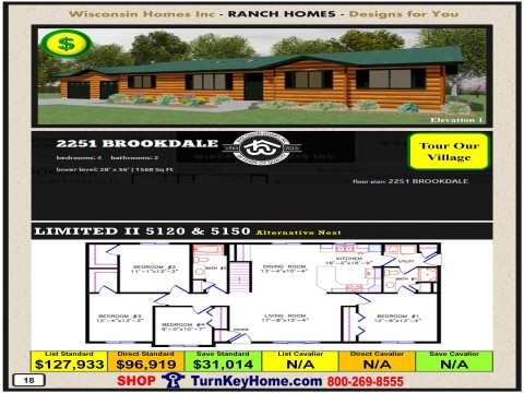 Modular.Home.Catalog.Wisconsin.Homes.Inc.Ranch.Brookdale.2251.1.P18.1215.p
