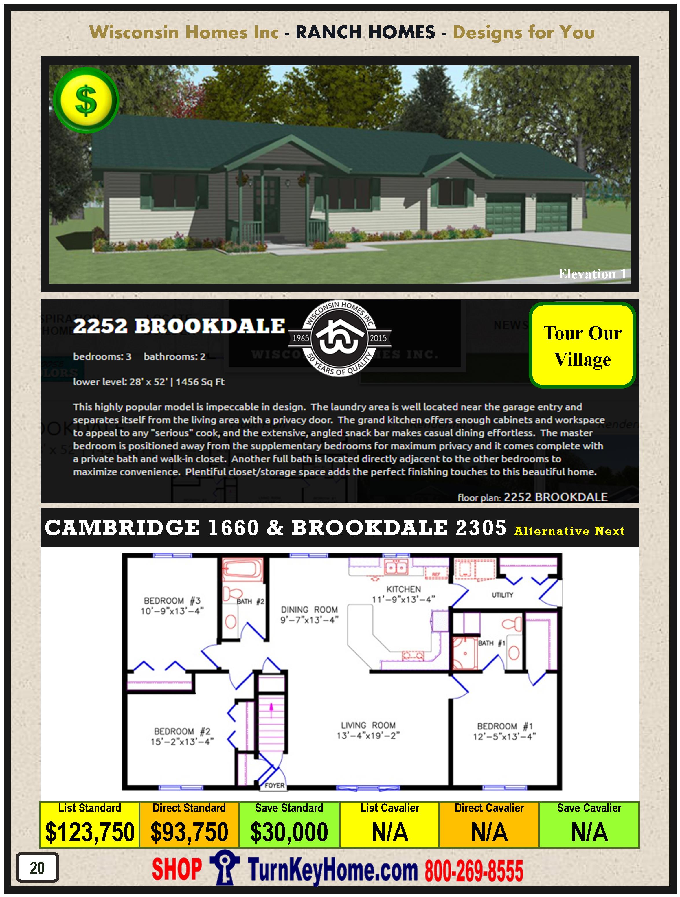 Modular.Home.Catalog.Wisconsin.Homes.Inc.Ranch.Brookdale.2252.1.P20.1215