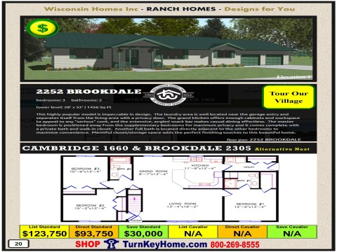 Modular.Home.Catalog.Wisconsin.Homes.Inc.Ranch.Brookdale.2252.1.P20.1215.p