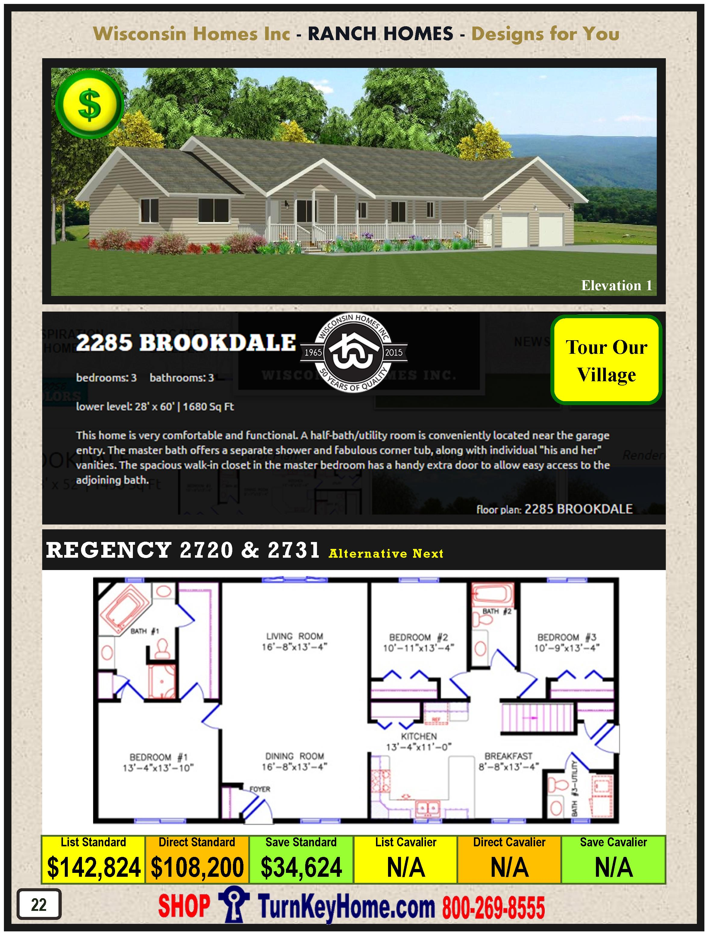 Modular.Home.Catalog.Wisconsin.Homes.Inc.Ranch.Brookdale.2285.1.P22.1215