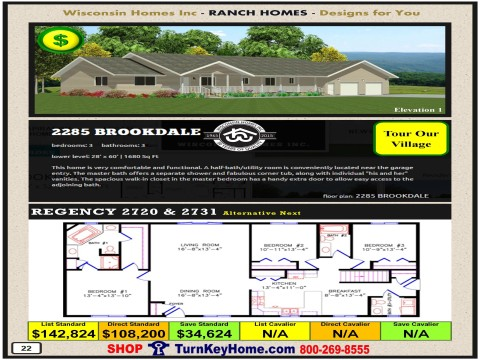 Modular.Home.Catalog.Wisconsin.Homes.Inc.Ranch.Brookdale.2285.1.P22.1215.p