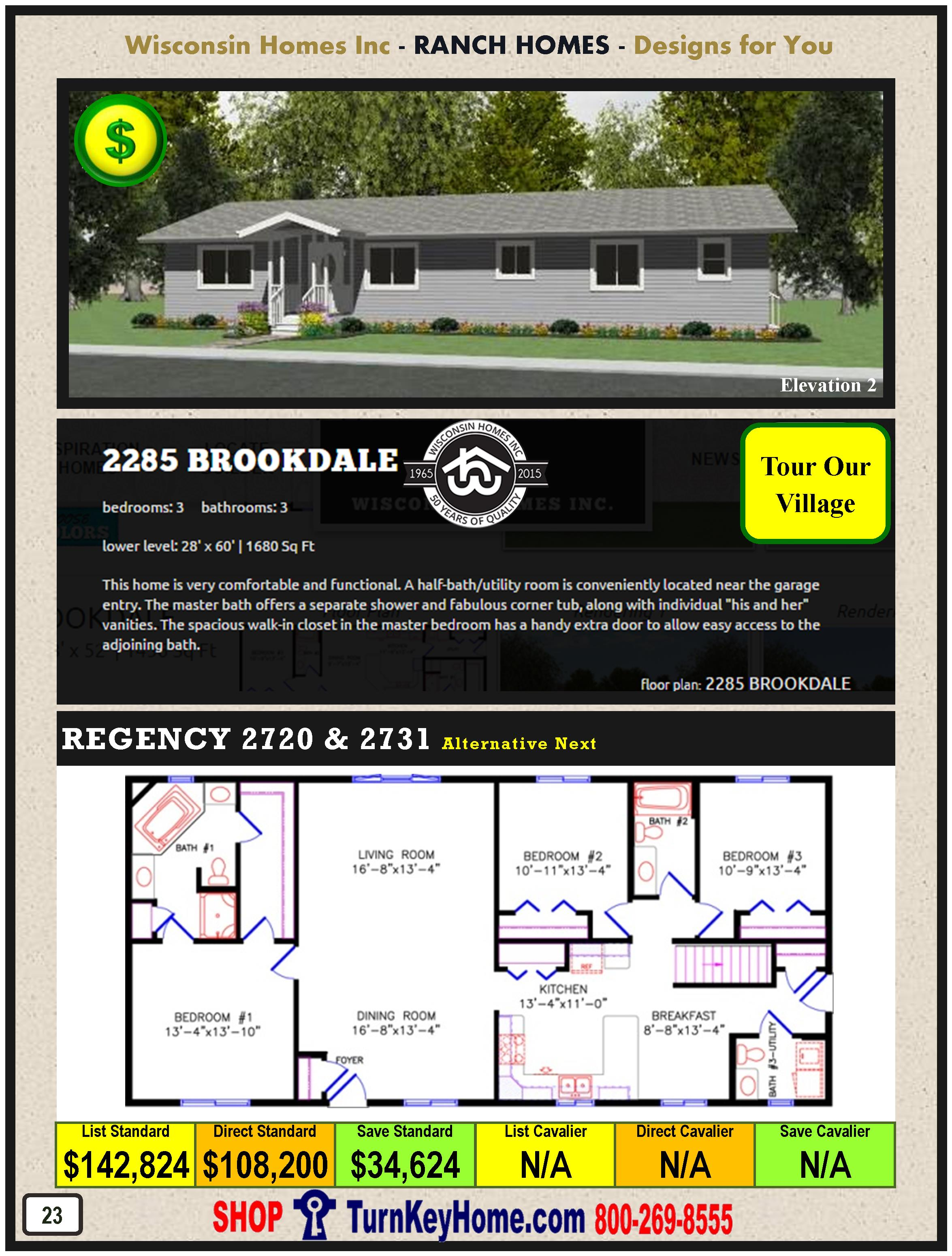 Modular.Home.Catalog.Wisconsin.Homes.Inc.Ranch.Brookdale.2285.2.P23.1215
