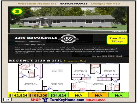 Modular.Home.Catalog.Wisconsin.Homes.Inc.Ranch.Brookdale.2285.2.P23.1215.p