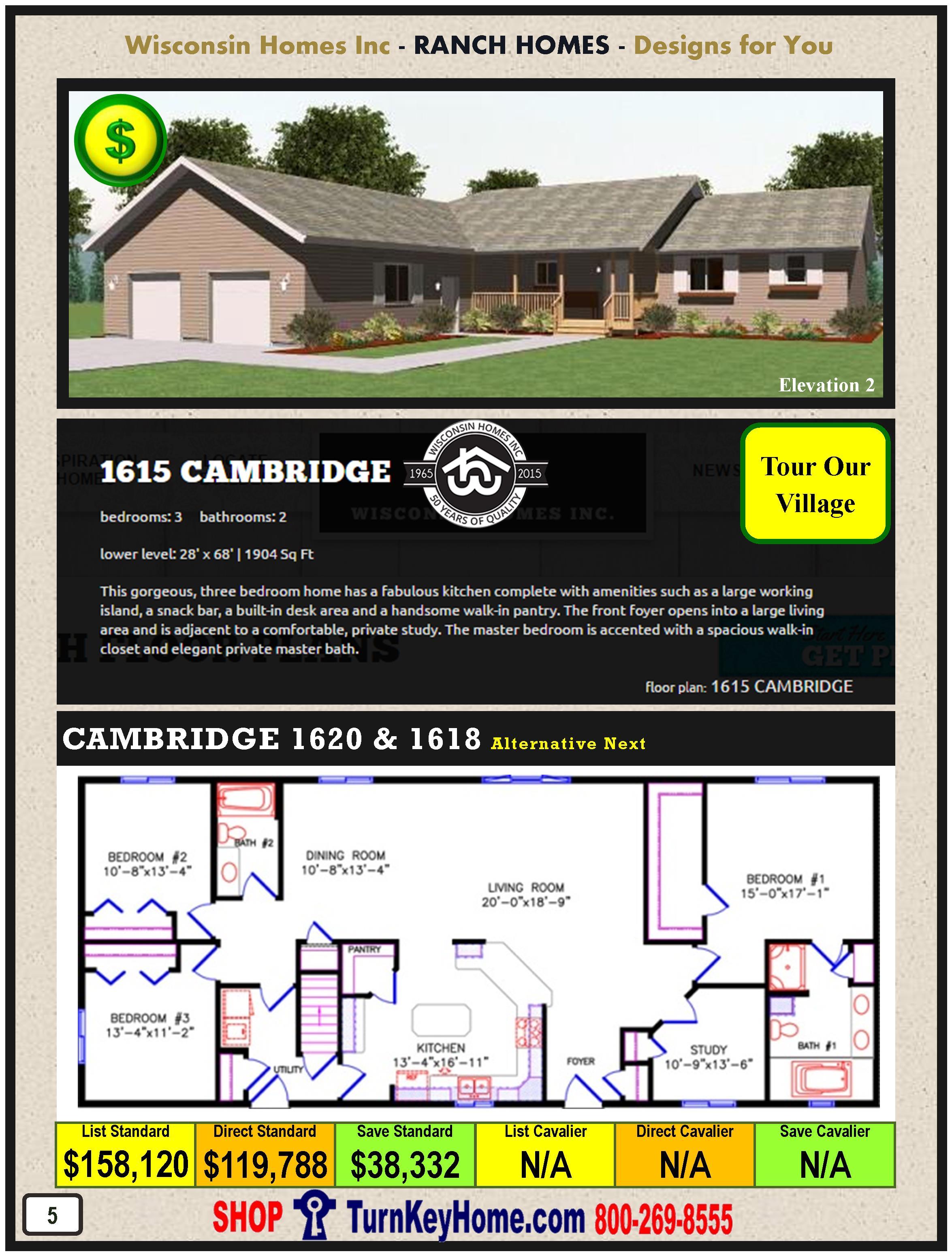 Modular.Home.Catalog.Wisconsin.Homes.Inc.Ranch.Cambridge.1615.2.P5.1215