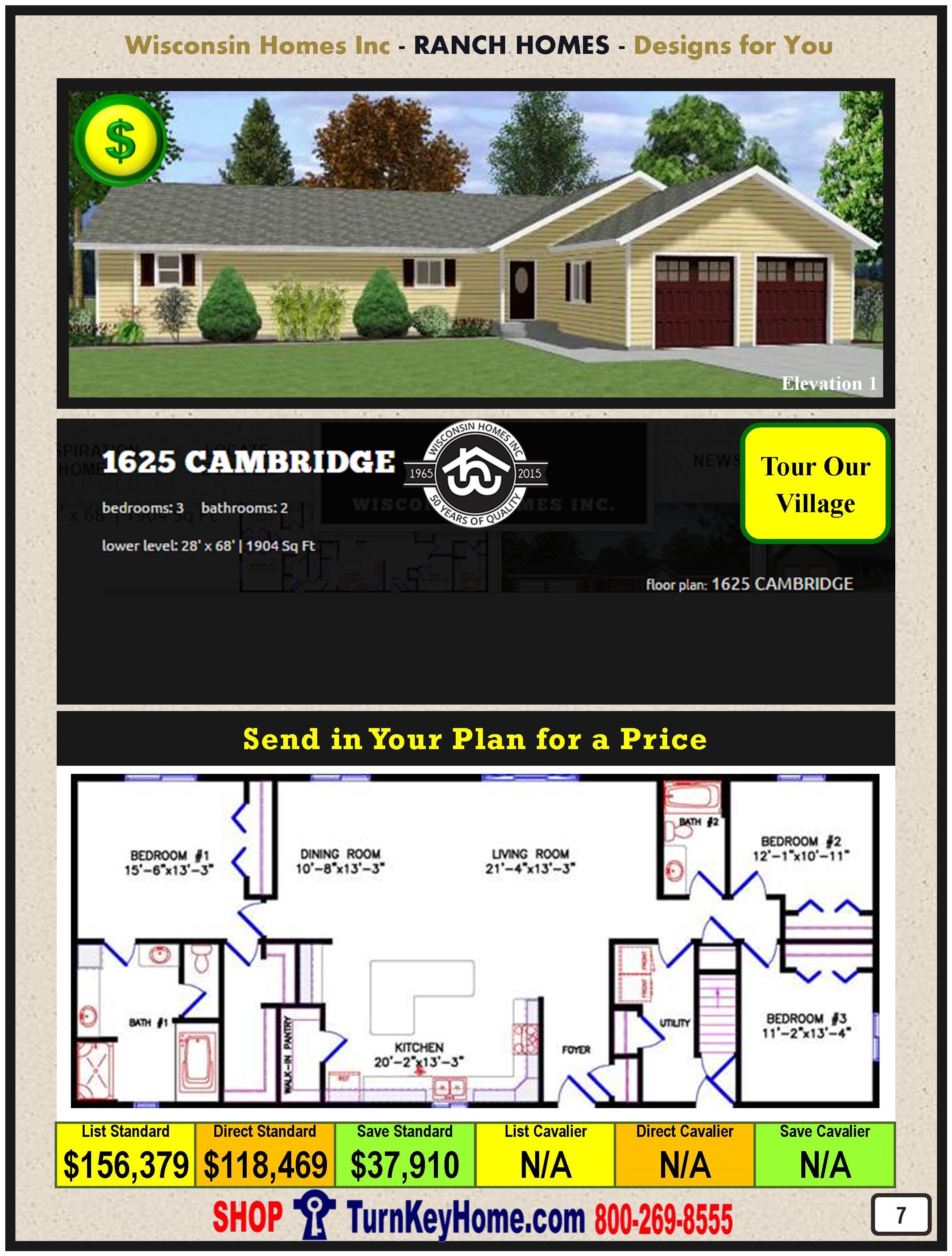 Modular.Home.Catalog.Wisconsin.Homes.Inc.Ranch.Cambridge.1625.2.P7.1215