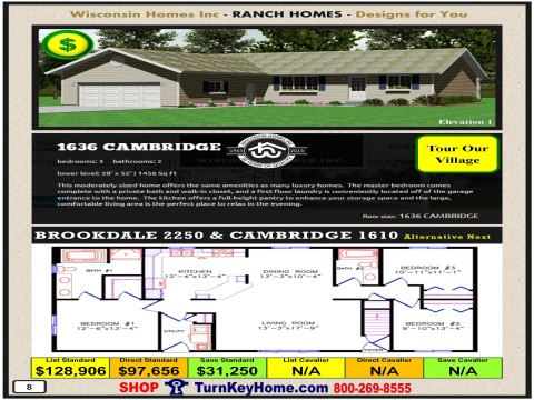 Modular.Home.Catalog.Wisconsin.Homes.Inc.Ranch.Cambridge.1636.1.P8.1215.p