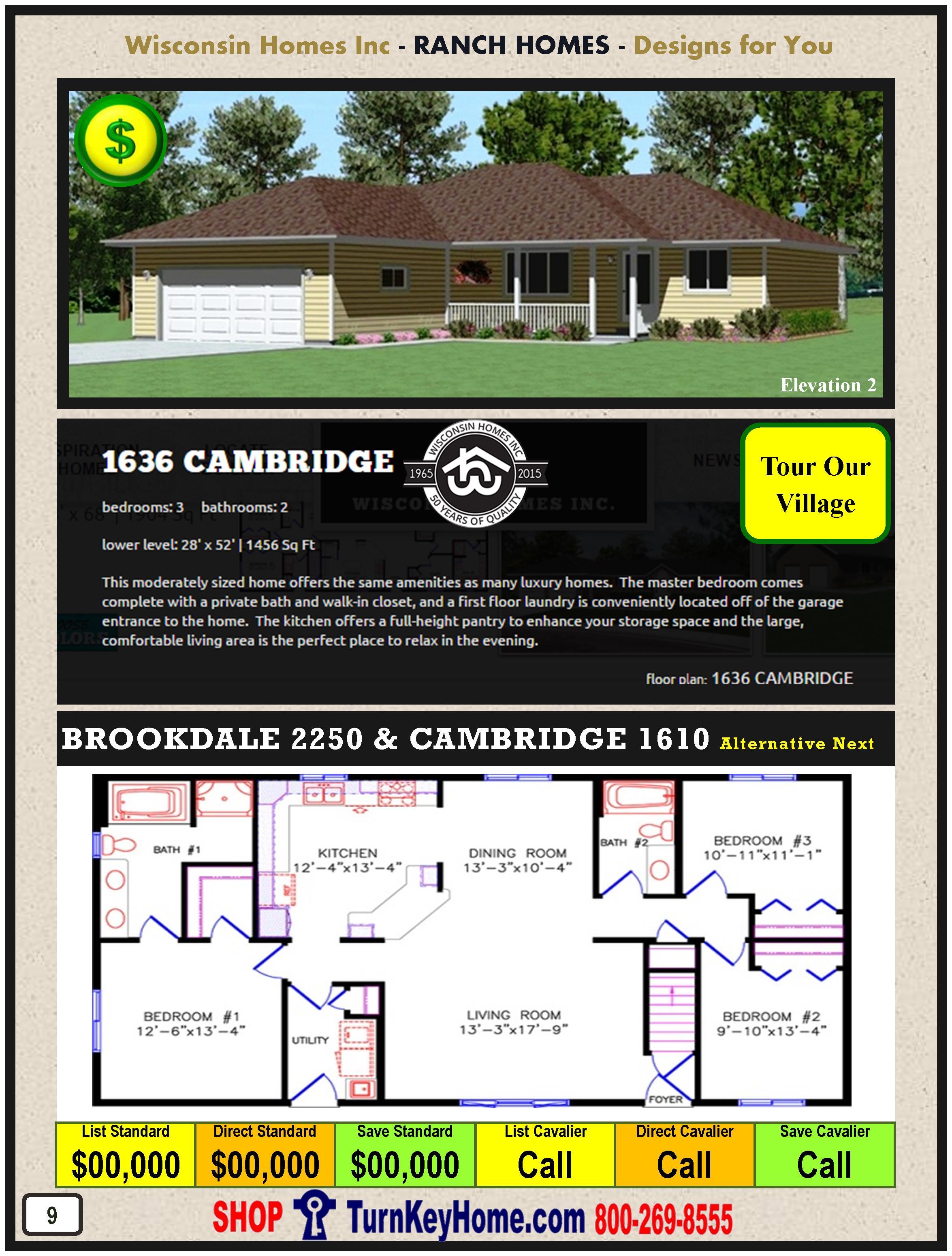 Modular.Home.Catalog.Wisconsin.Homes.Inc.Ranch.Cambridge.1636.2.P9.1215